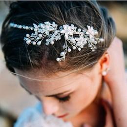 Nouveauté trouvée parmi les bijoux cheveux mariage – La Belle et Le Barbu