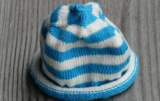Dans la poussette, il faut un bonnet… Mais aussi une chancelière!