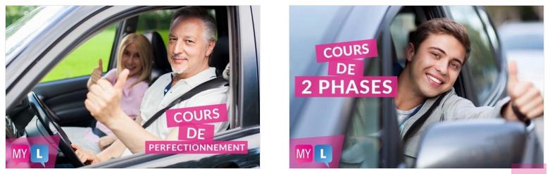 Sensibilisation, 2 phases Genève, premiers secours, perfectionnement : formez-vous chez My Driving School !